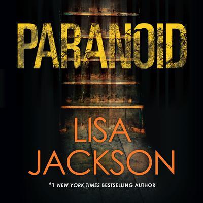 Paranoid Audiobook, by Lisa Jackson