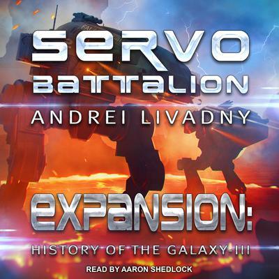 Servobattalion Audiobook, by Andrei Livadny
