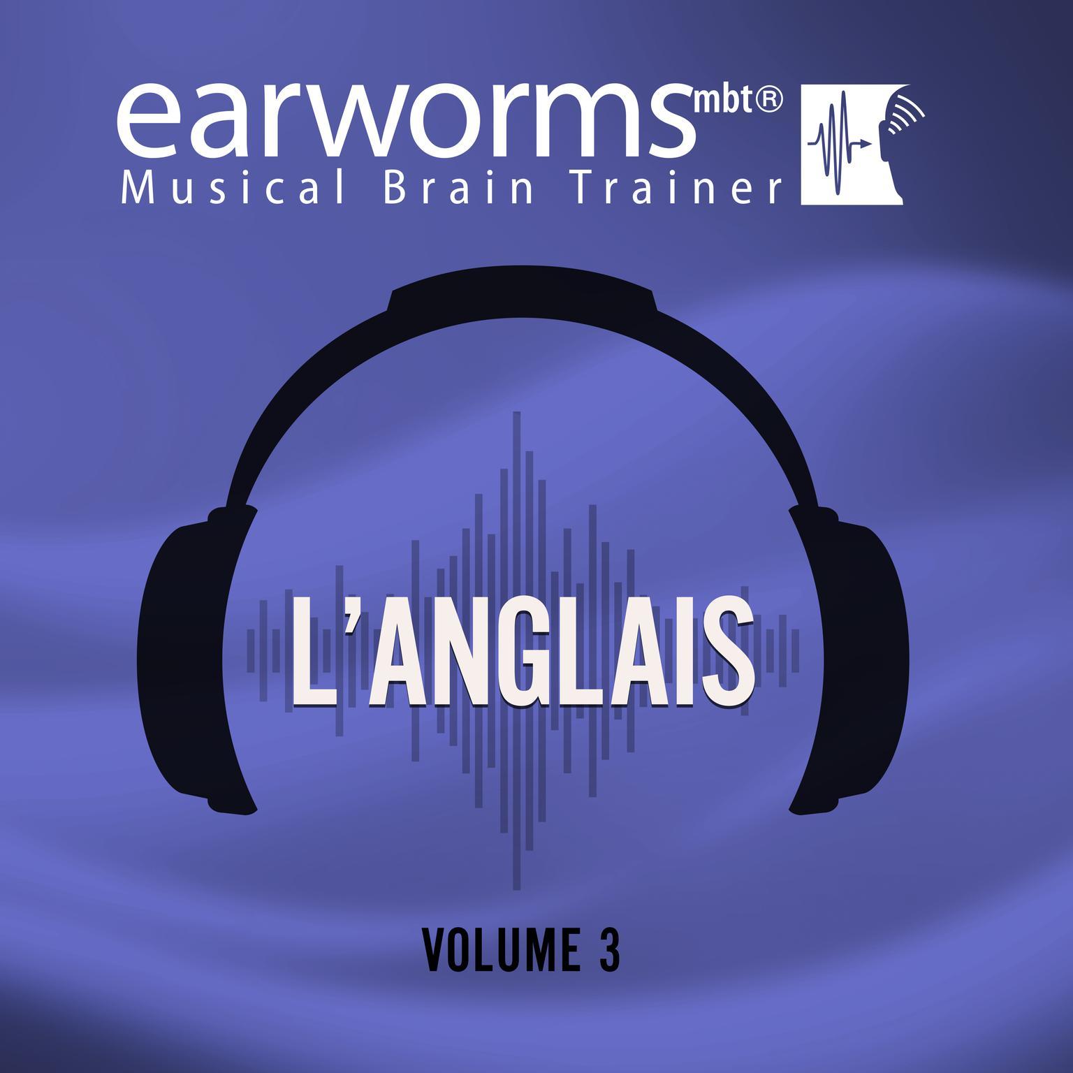 Printable L'anglais, Vol. 3 Audiobook Cover Art