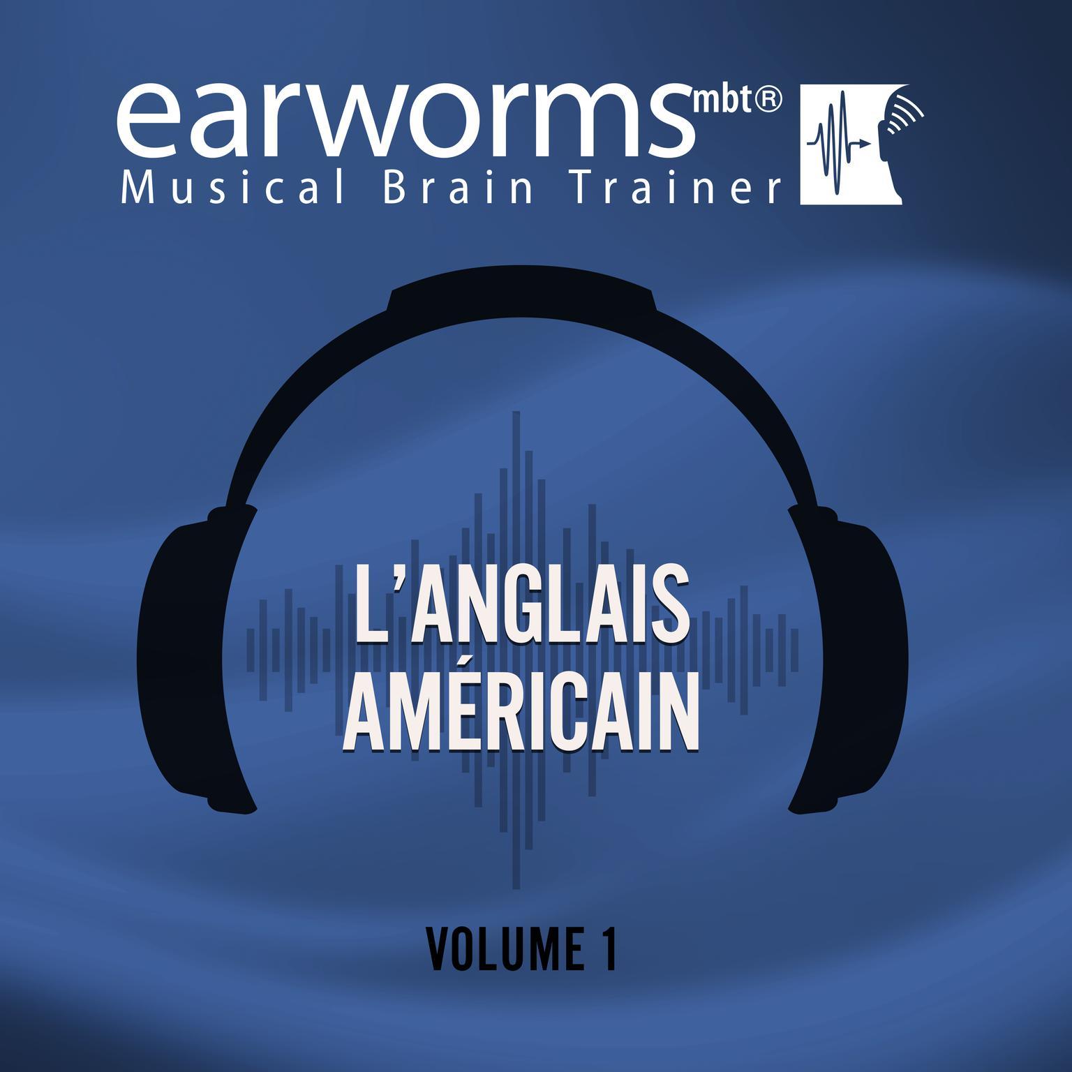 Printable L'anglais américain, Vol. 1 Audiobook Cover Art