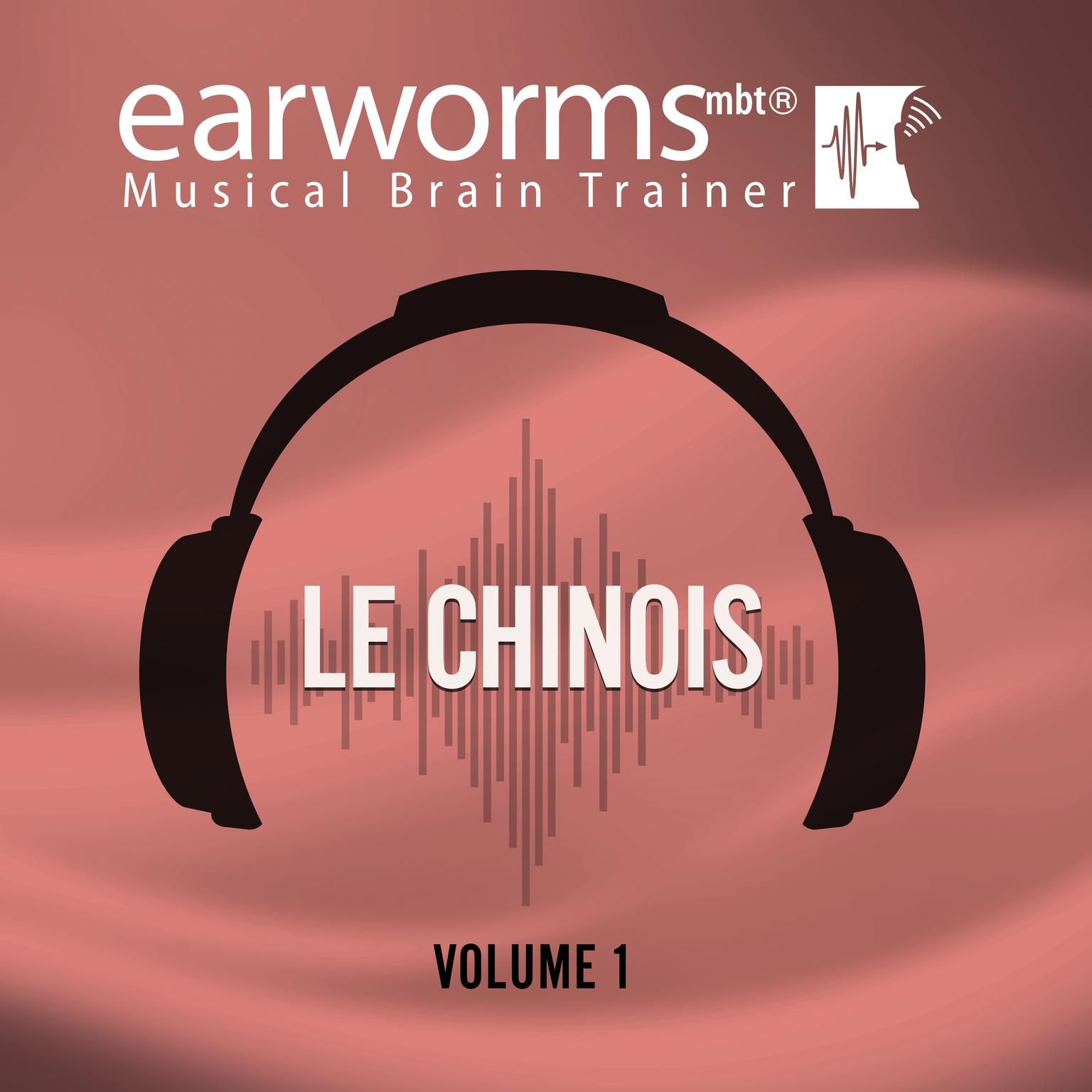 Printable Le chinois, Vol. 1 Audiobook Cover Art
