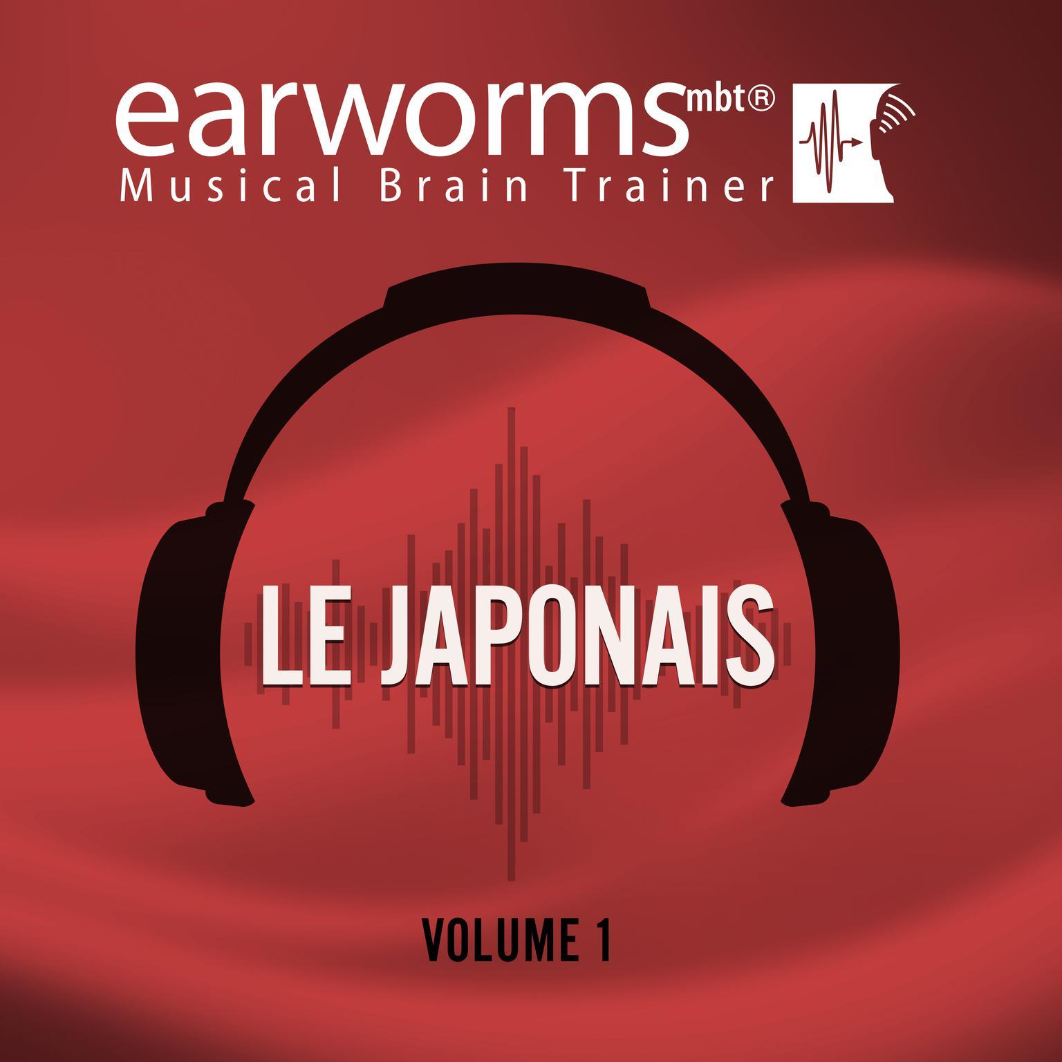 Printable Le japonais, Vol. 1 Audiobook Cover Art