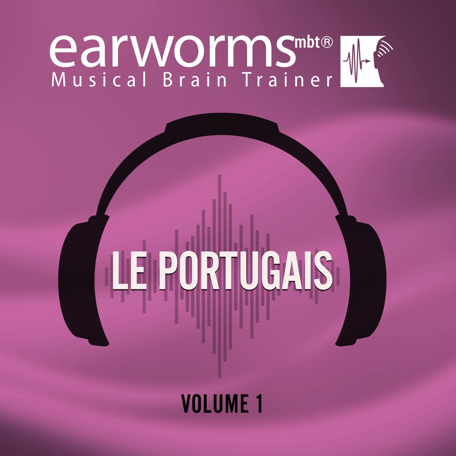 Printable Le portugais, Vol. 1 Audiobook Cover Art