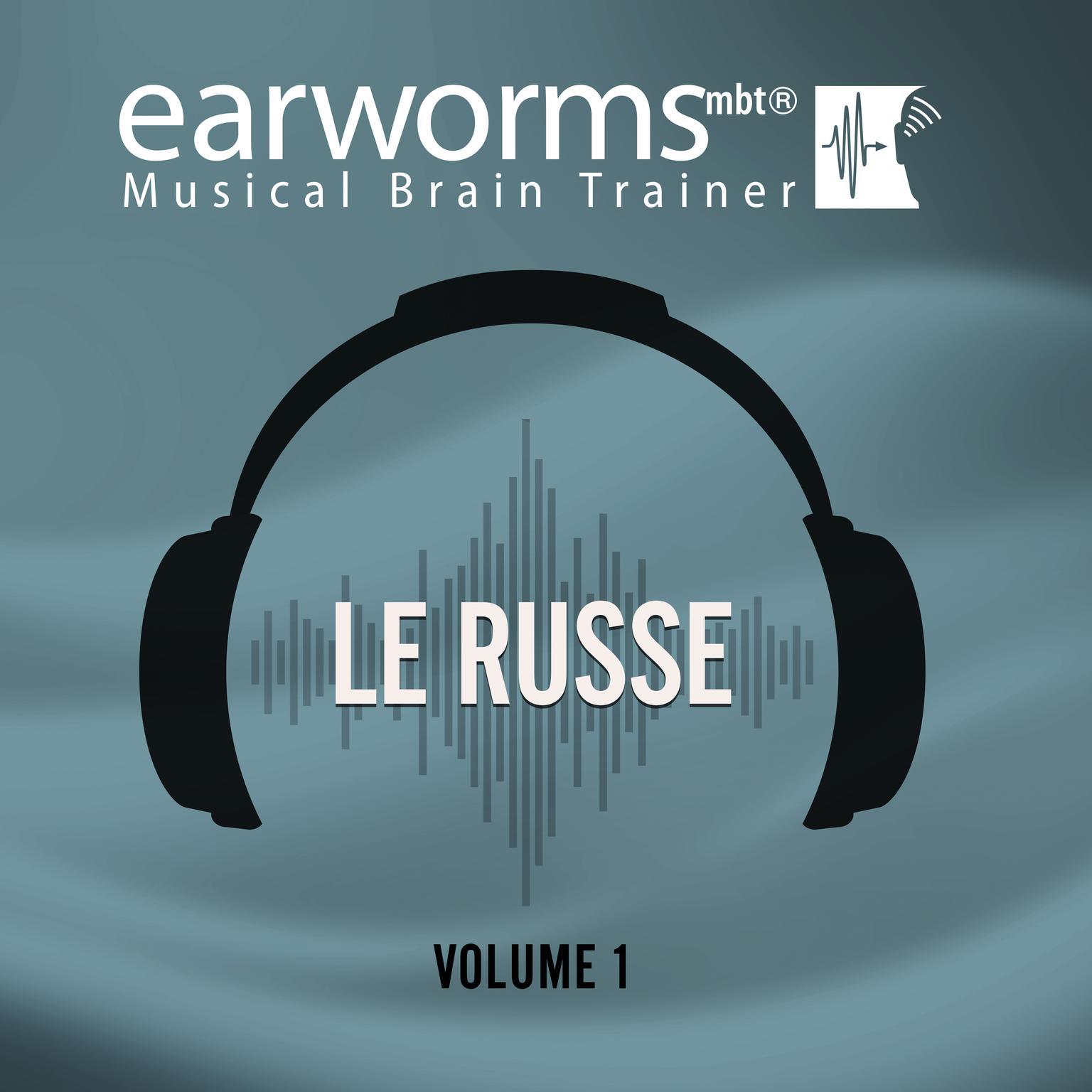 Printable Le russe, Vol. 1 Audiobook Cover Art