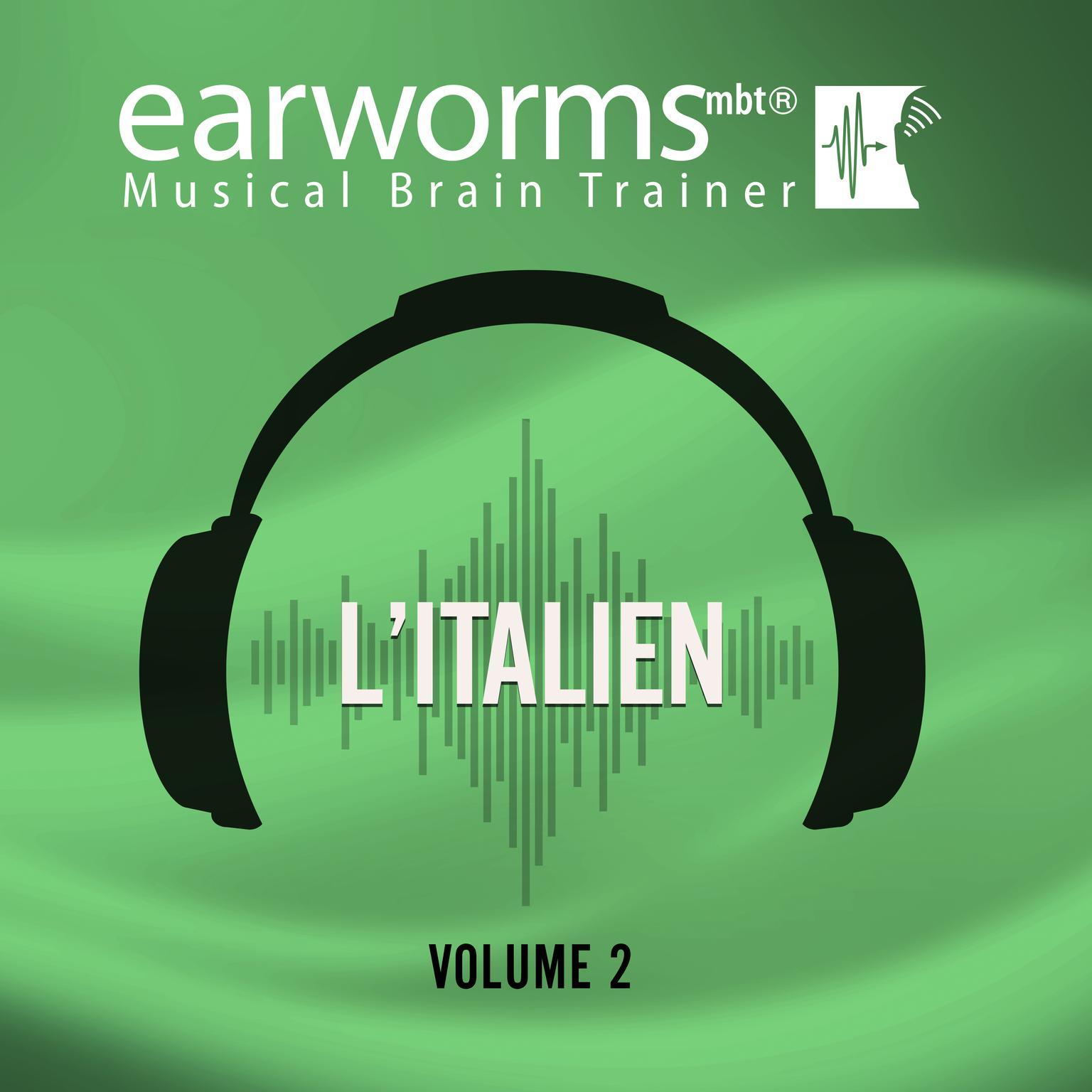 Printable L'italien, Vol. 2 Audiobook Cover Art