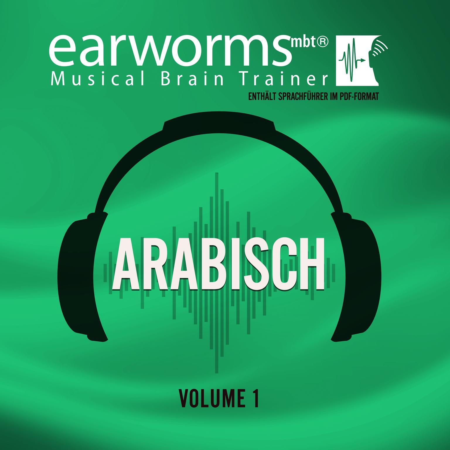 Printable Arabisch, Vol. 1 Audiobook Cover Art