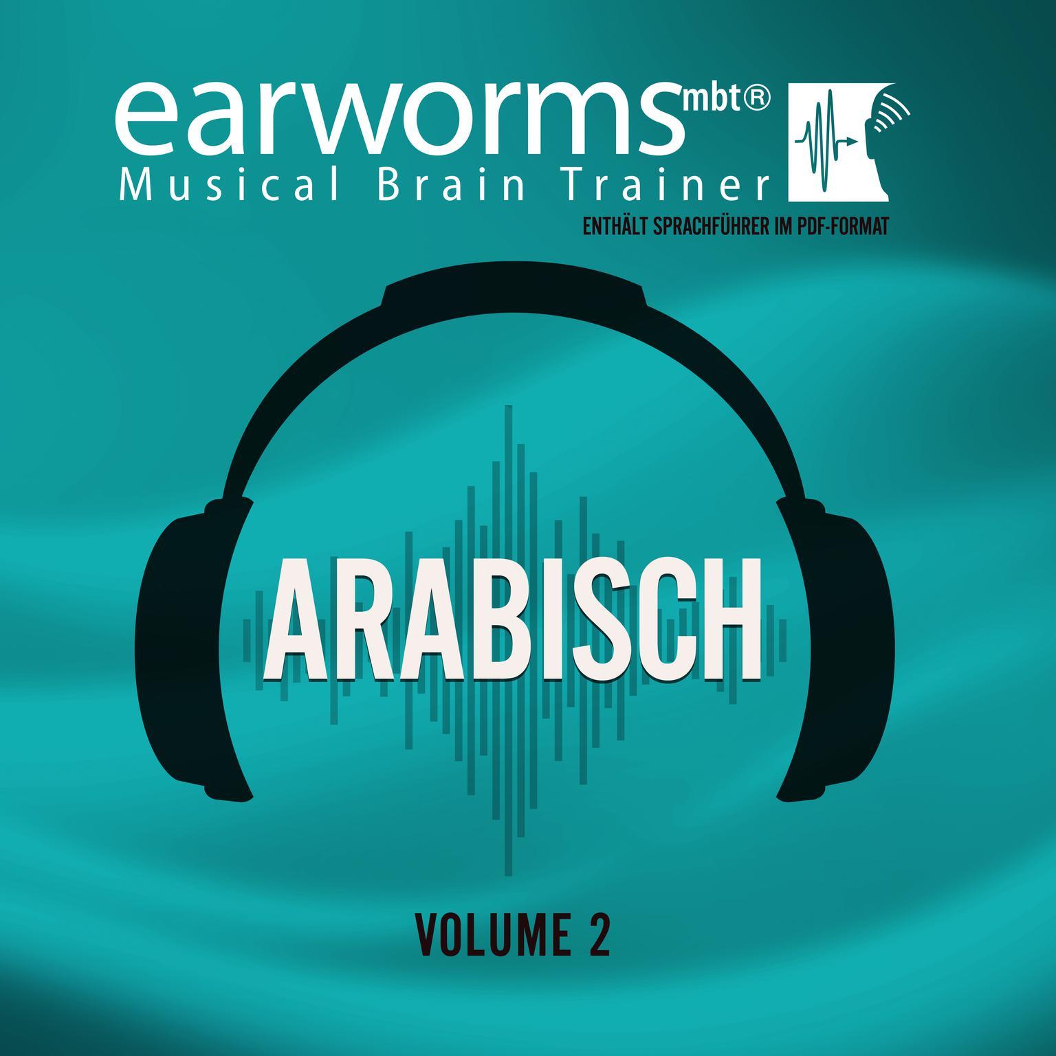 Printable Arabisch, Vol. 2 Audiobook Cover Art