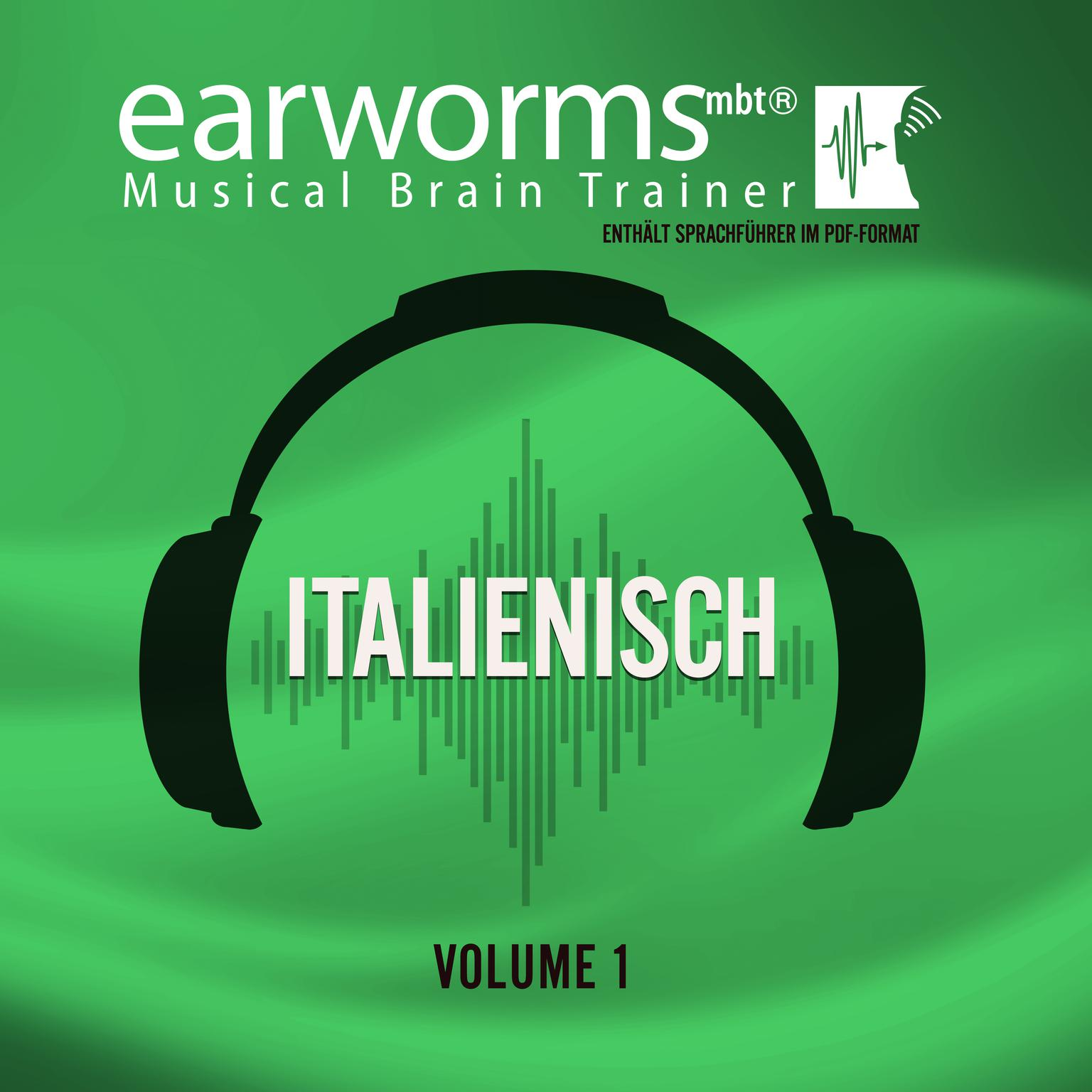 Printable Italienisch, Vol. 1 Audiobook Cover Art