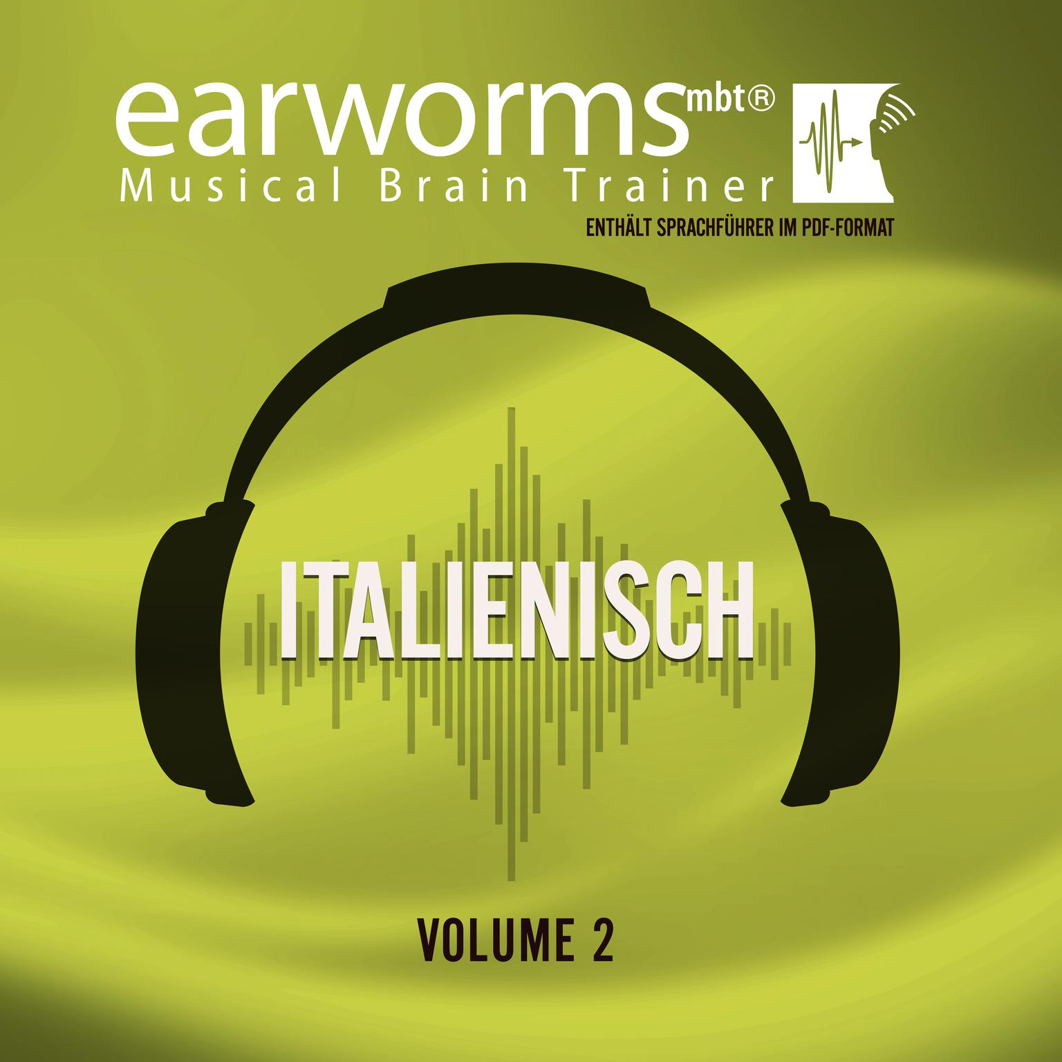 Printable Italienisch, Vol. 2 Audiobook Cover Art