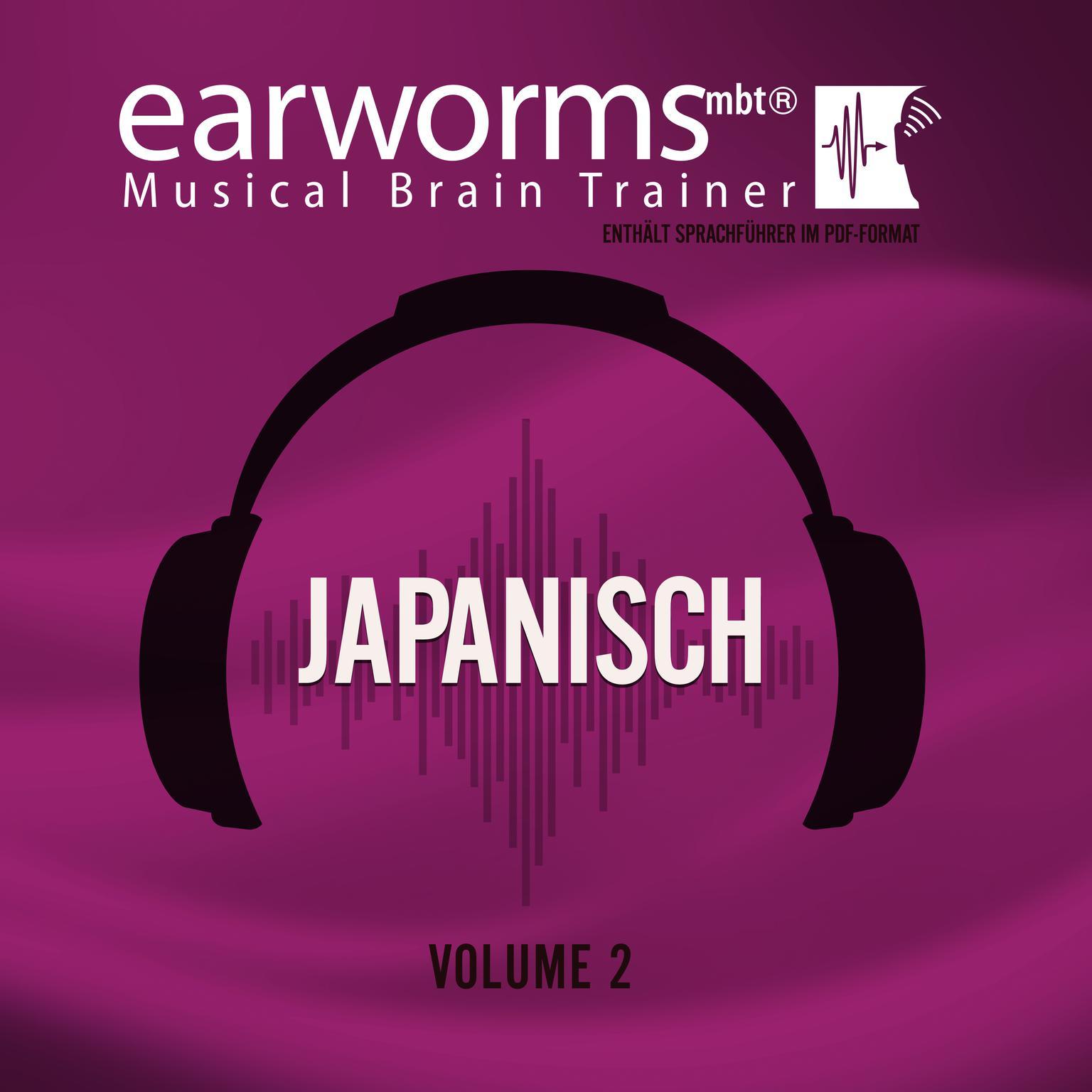 Printable Japanisch, Vol. 2 Audiobook Cover Art