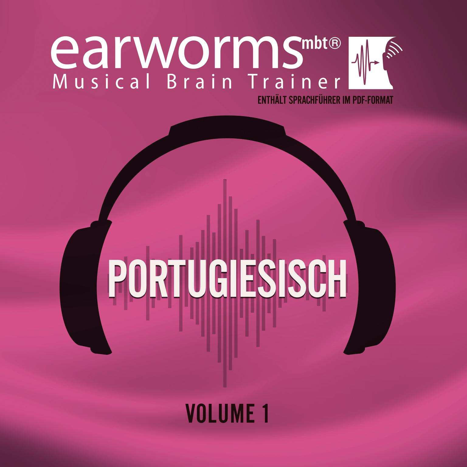 Printable Portugiesisch, Vol. 1 Audiobook Cover Art
