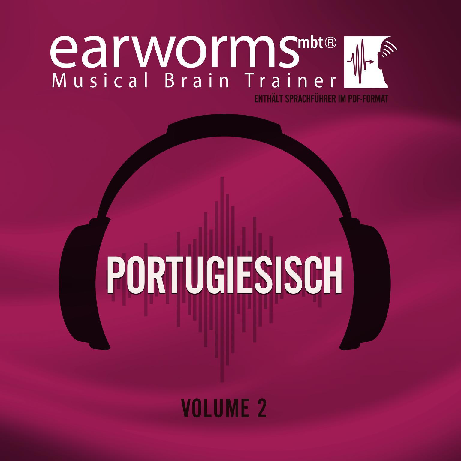 Printable Portugiesisch, Vol. 2 Audiobook Cover Art