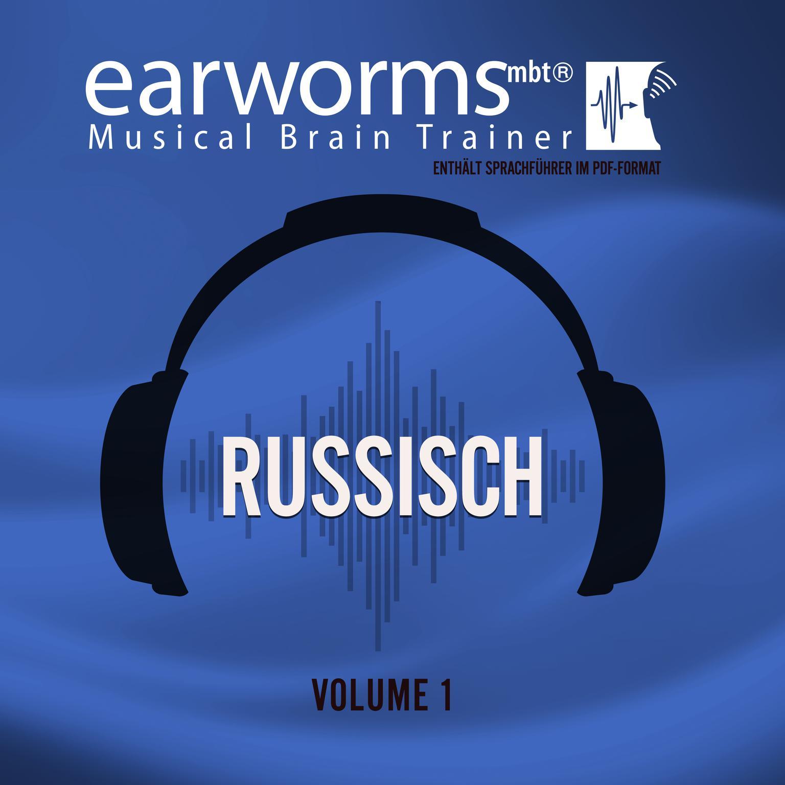 Printable Russisch, Vol. 1 Audiobook Cover Art