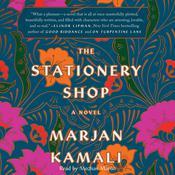 The Stationery Shop Audiobook, by Marjan Kamali