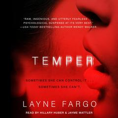 Temper Audiobook, by Layne Fargo