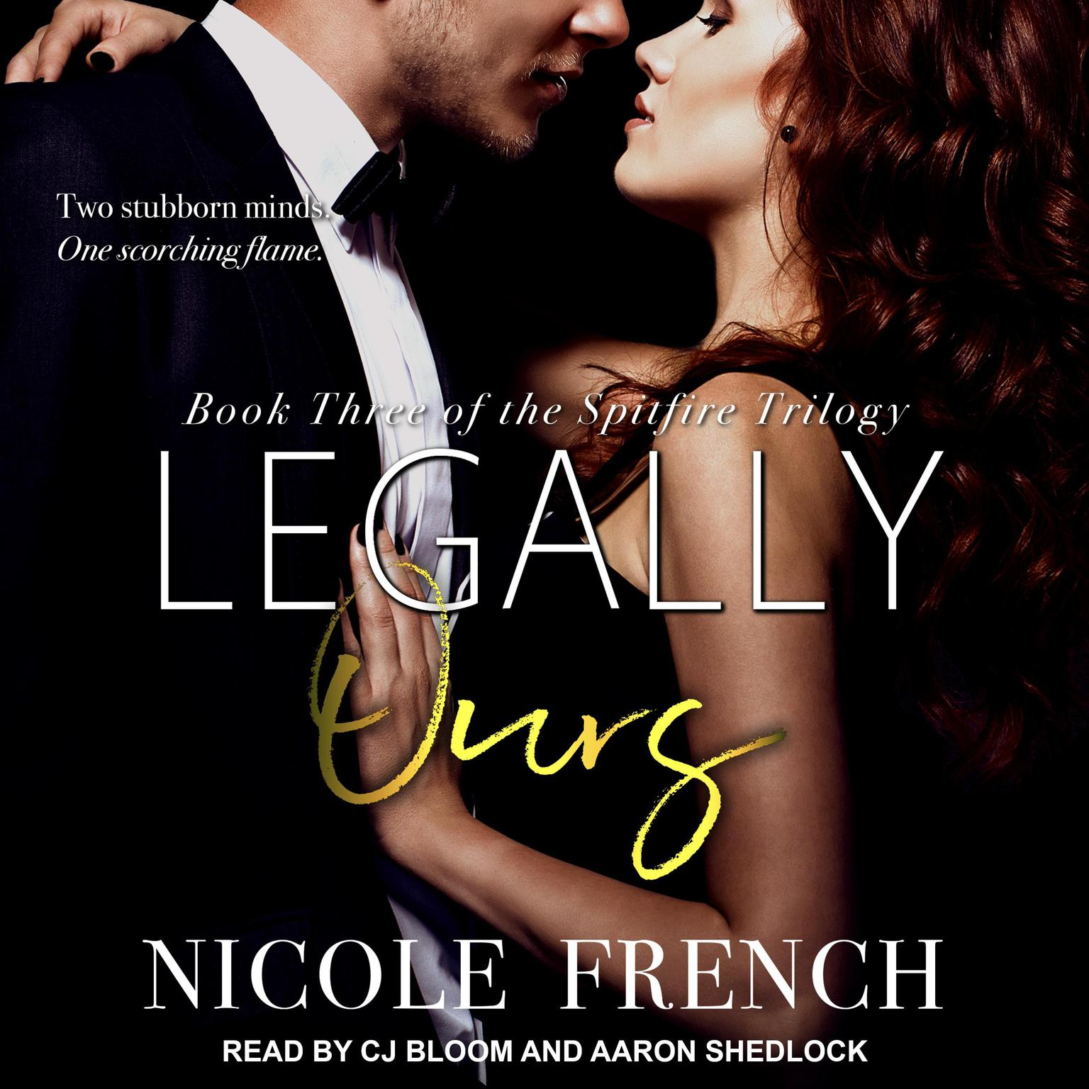 Printable Legally Ours Audiobook Cover Art