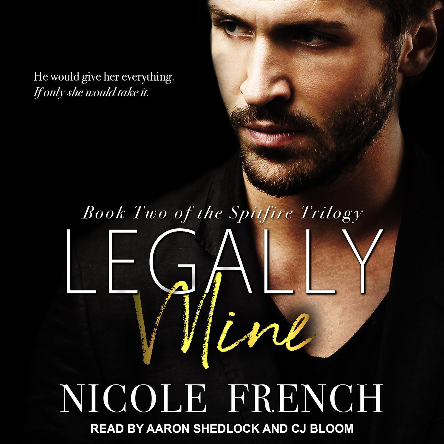 Printable Legally Mine Audiobook Cover Art