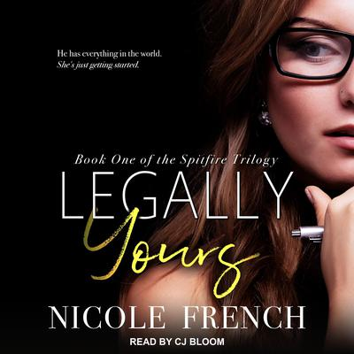 Legally Yours Audiobook, by Nicole French