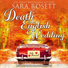 Death at an English Wedding Audiobook, by Sara Rosett