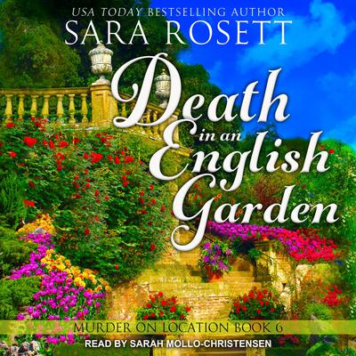Death in an English Garden Audiobook, by