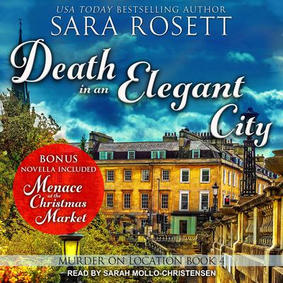 Death in an Elegant City Audiobook, by Sara Rosett