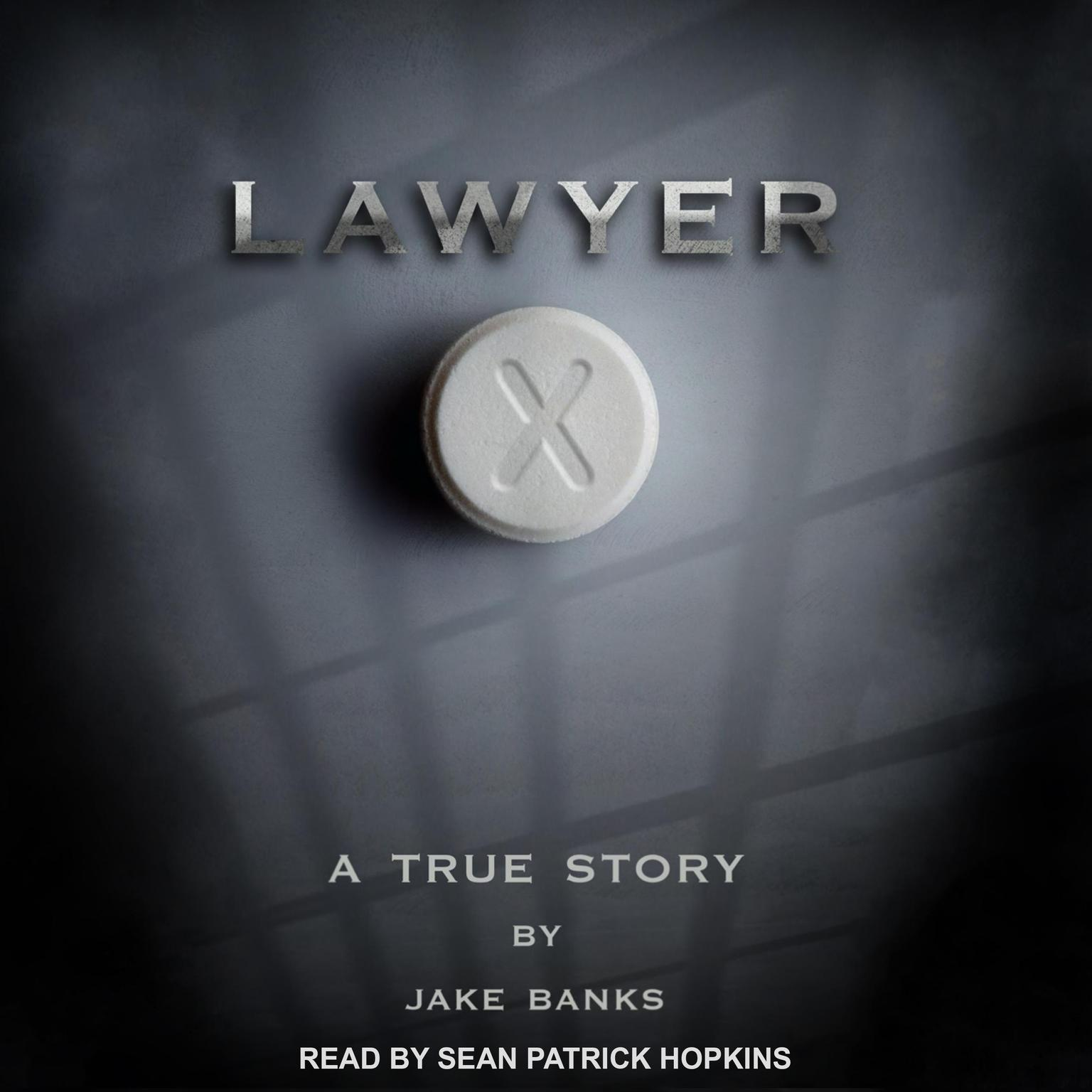 Printable Lawyer X: A True Story Audiobook Cover Art