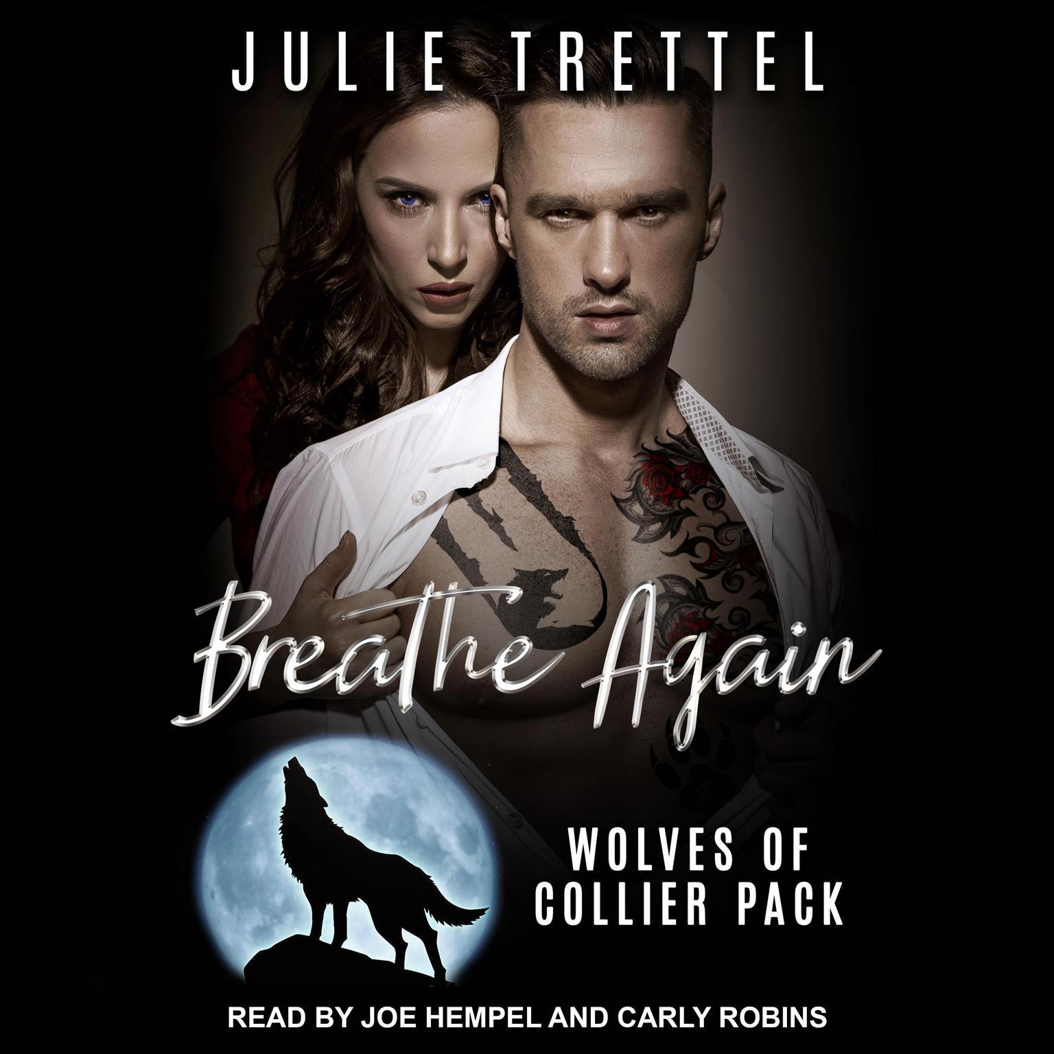 Printable Breathe Again Audiobook Cover Art