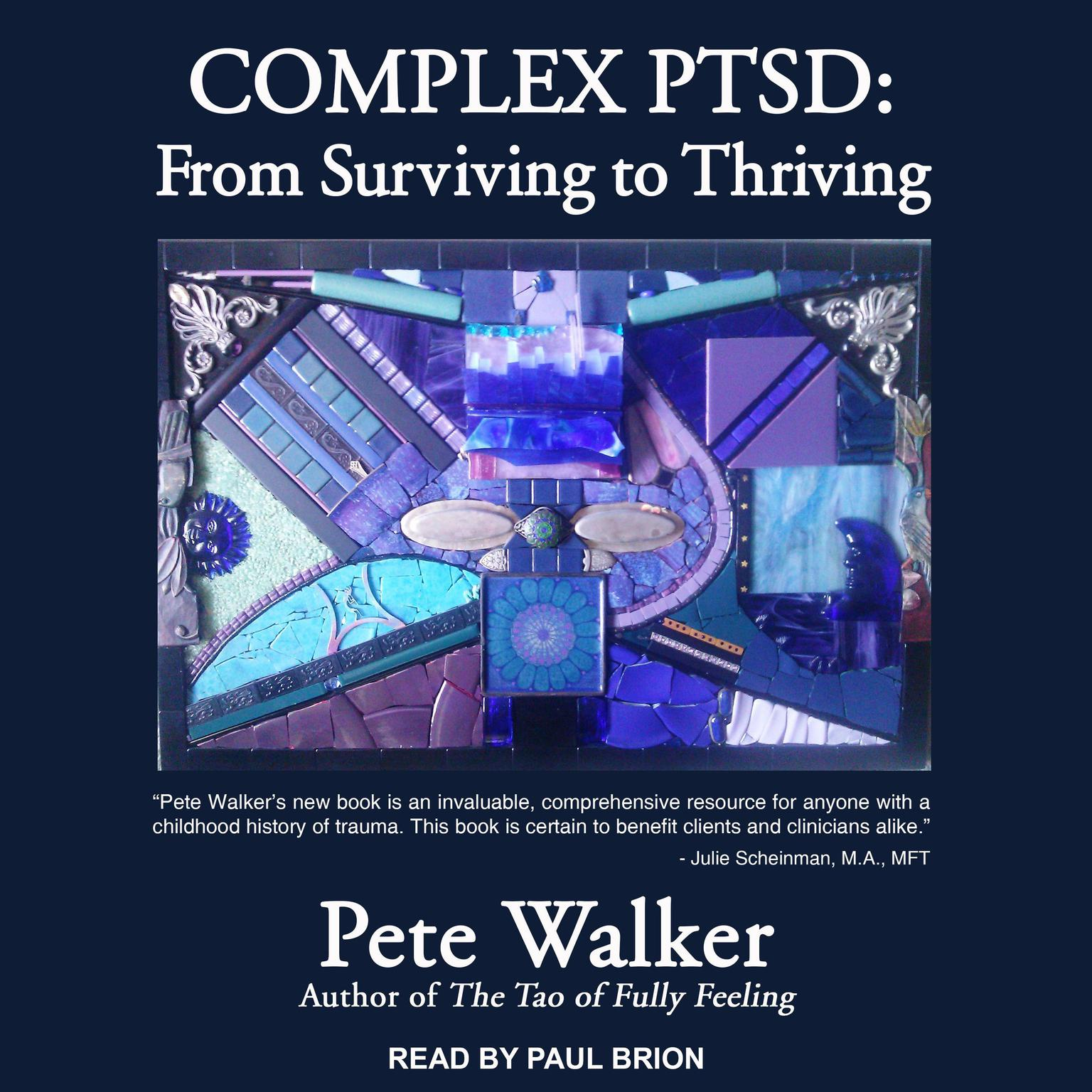 Printable Complex PTSD: From Surviving to Thriving Audiobook Cover Art