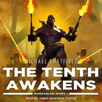 The Tenth Awakens Audiobook, by Michael Chatfield