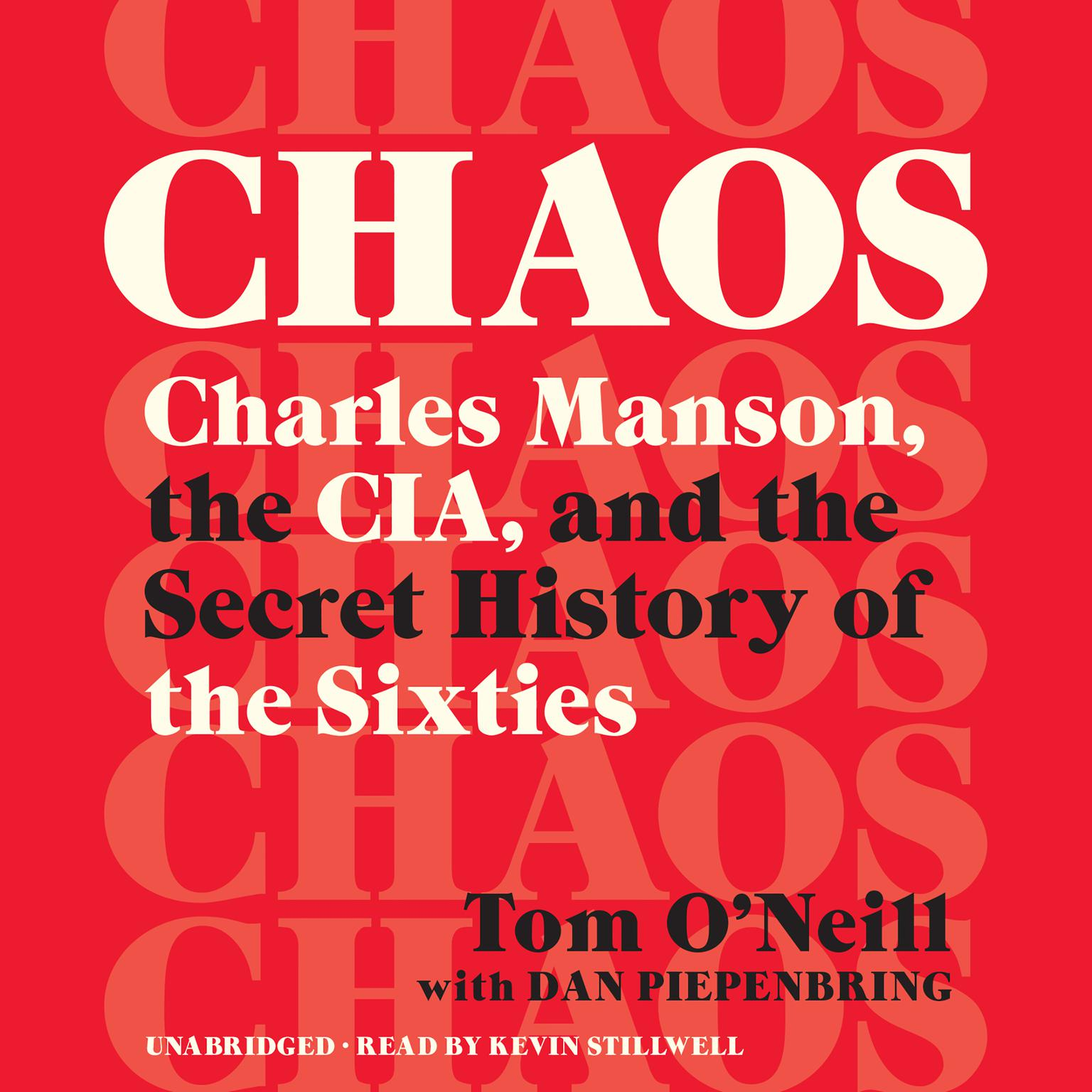 Printable Chaos: Charles Manson, the CIA, and the Secret History of the Sixties Audiobook Cover Art