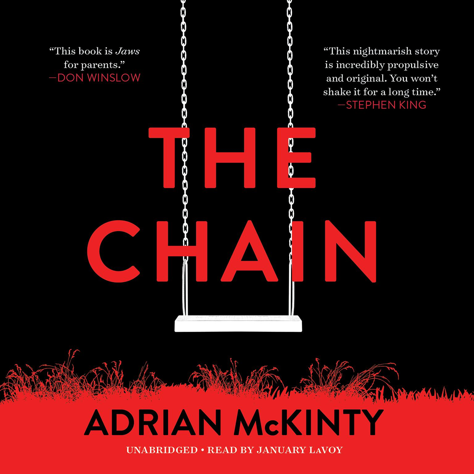 Printable The Chain Audiobook Cover Art