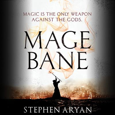 Magebane Audiobook, by Stephen Aryan