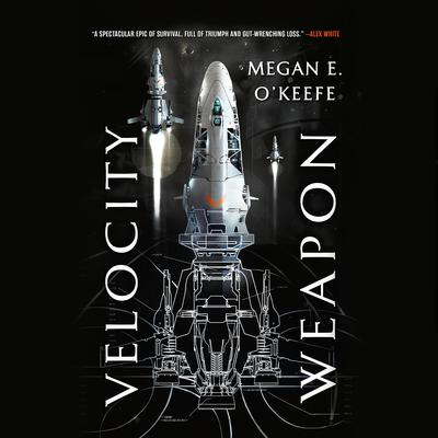 Velocity Weapon Audiobook, by Megan E. O'Keefe