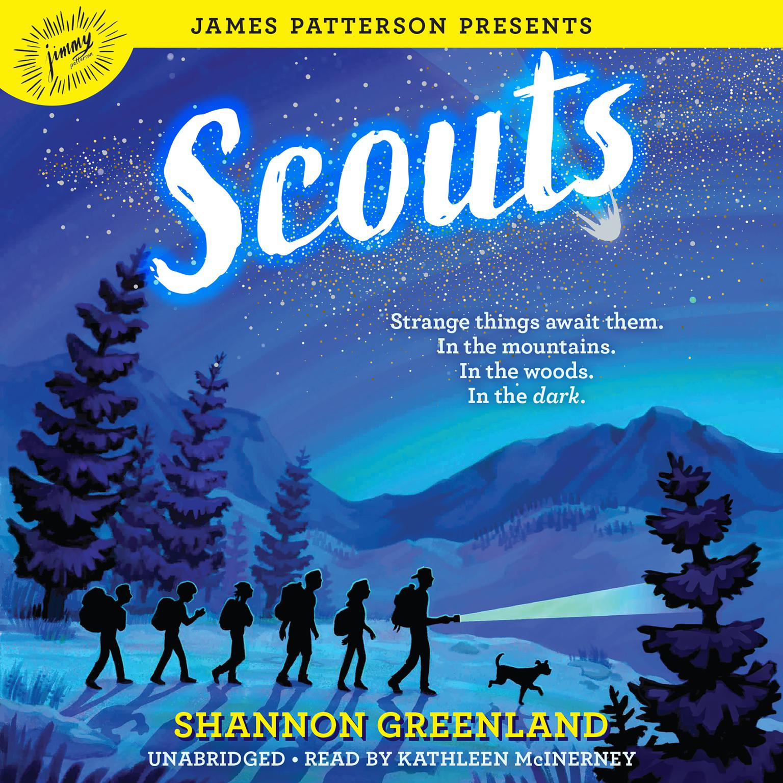 Printable Scouts Audiobook Cover Art