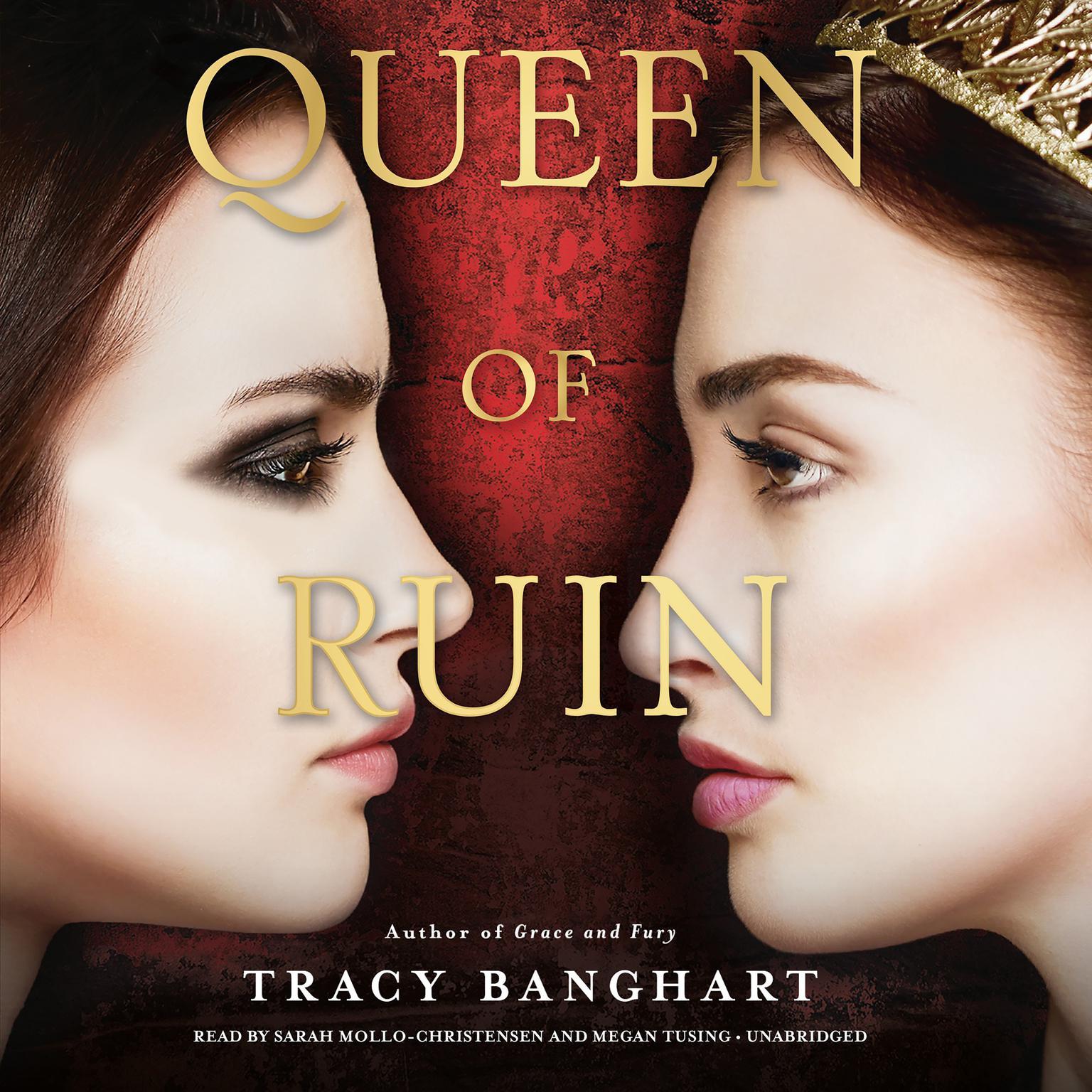Printable Queen of Ruin Audiobook Cover Art