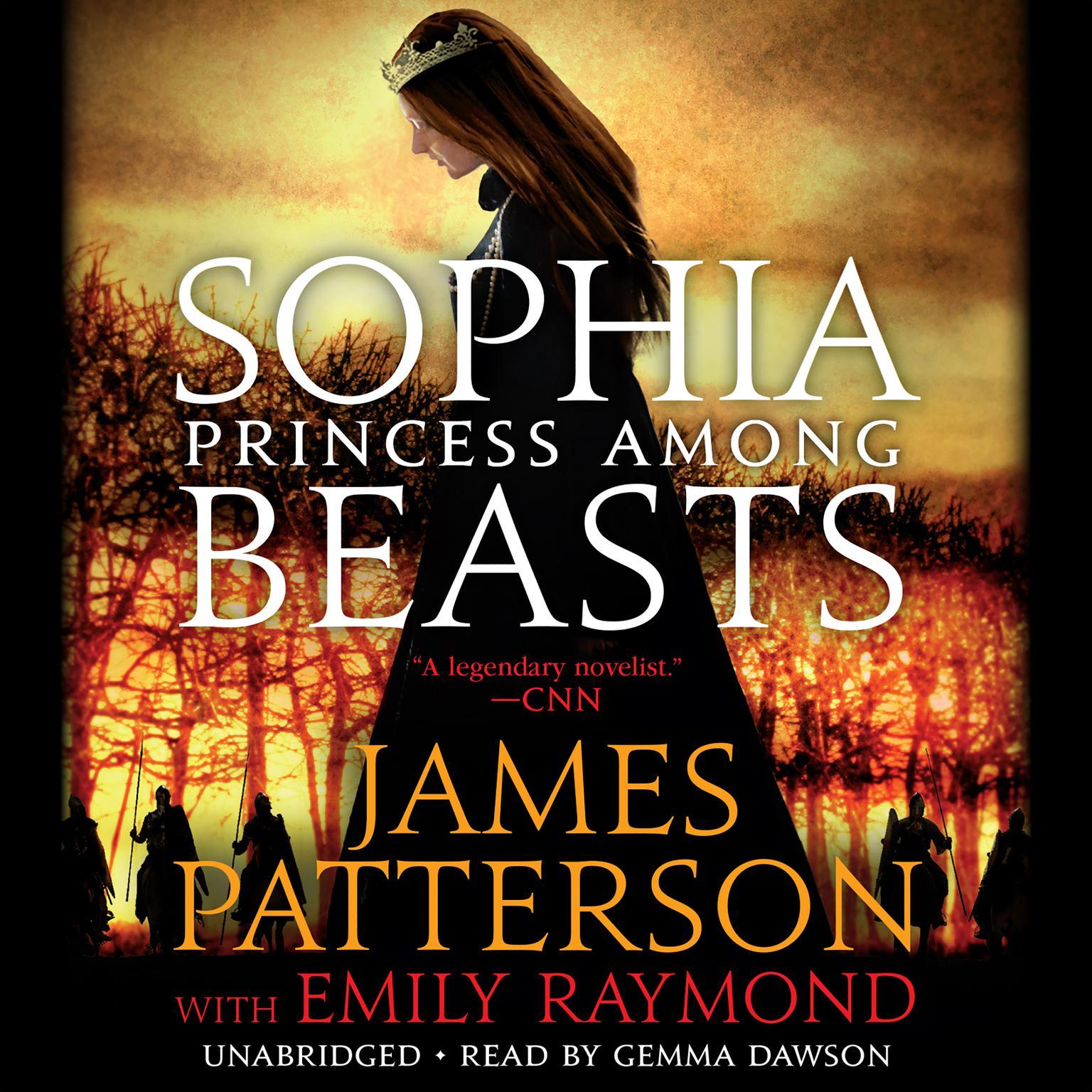 Printable Sophia, Princess among Beasts Audiobook Cover Art