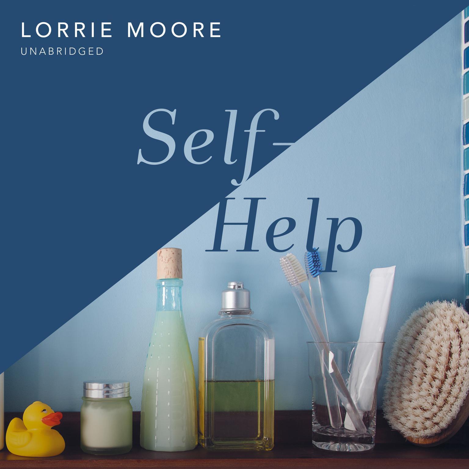 Printable Self-Help Audiobook Cover Art