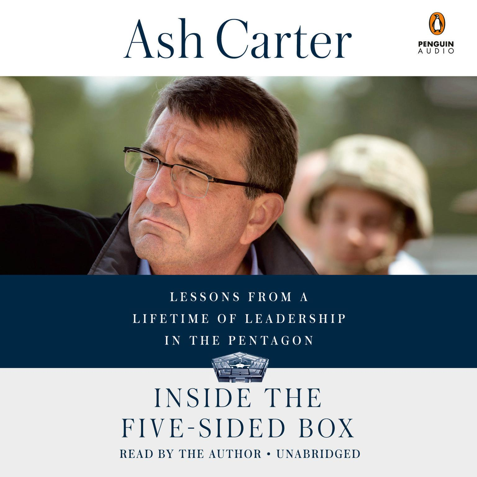 Printable Inside the Five-Sided Box: Lessons from a Lifetime of Leadership in the Pentagon Audiobook Cover Art