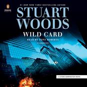 Wild Card Audiobook, by Stuart Woods