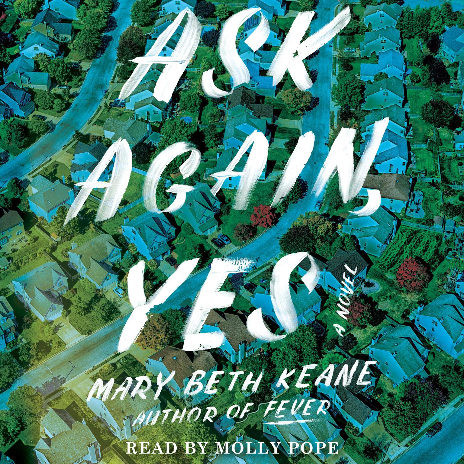 Printable Ask Again, Yes: A Novel Audiobook Cover Art