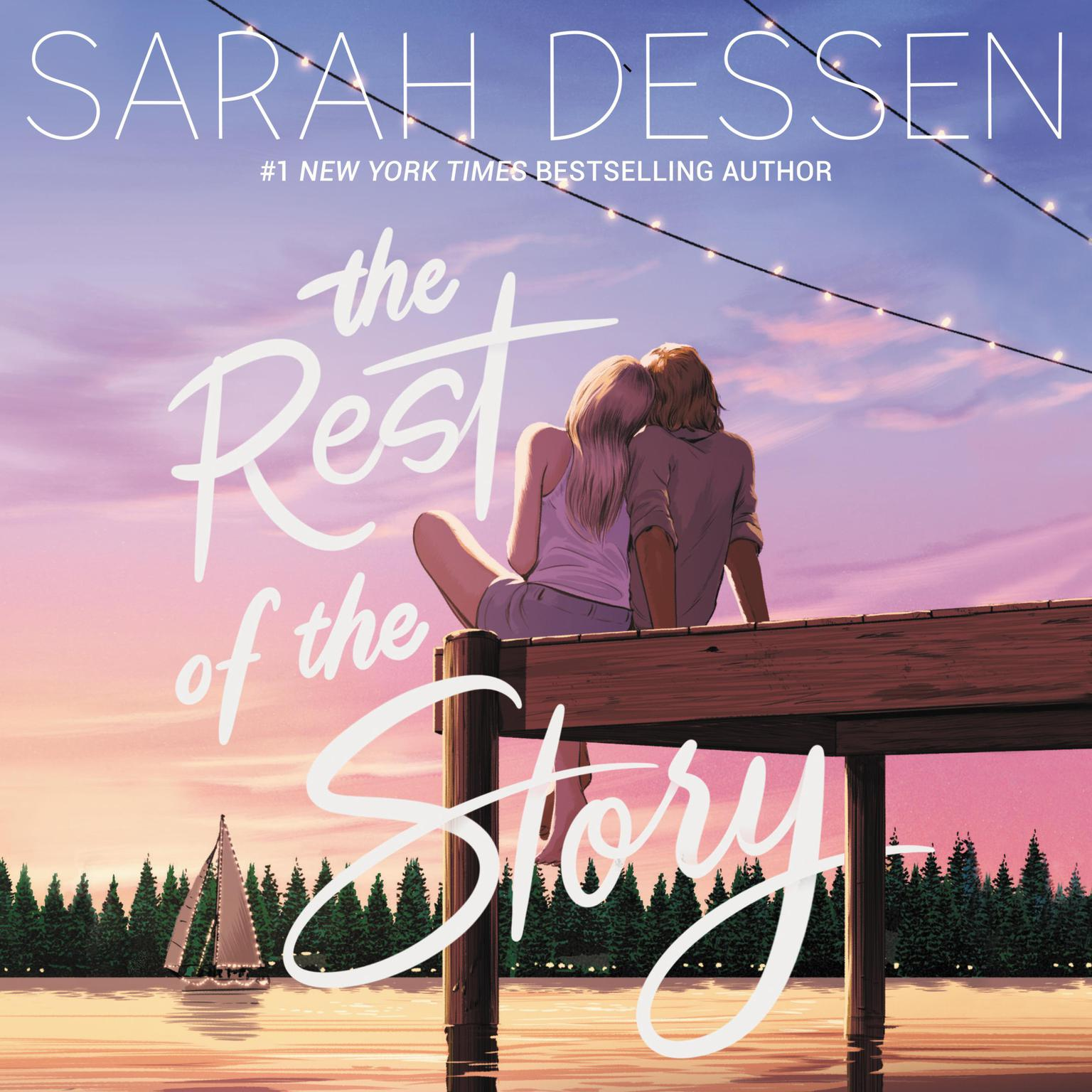 Printable The Rest of the Story Audiobook Cover Art