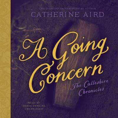A Going Concern Audiobook, by