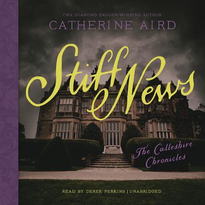 Stiff News Audiobook, by