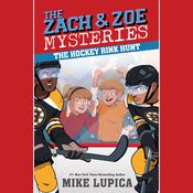 The Hockey Rink Hunt Audiobook, by Mike Lupica