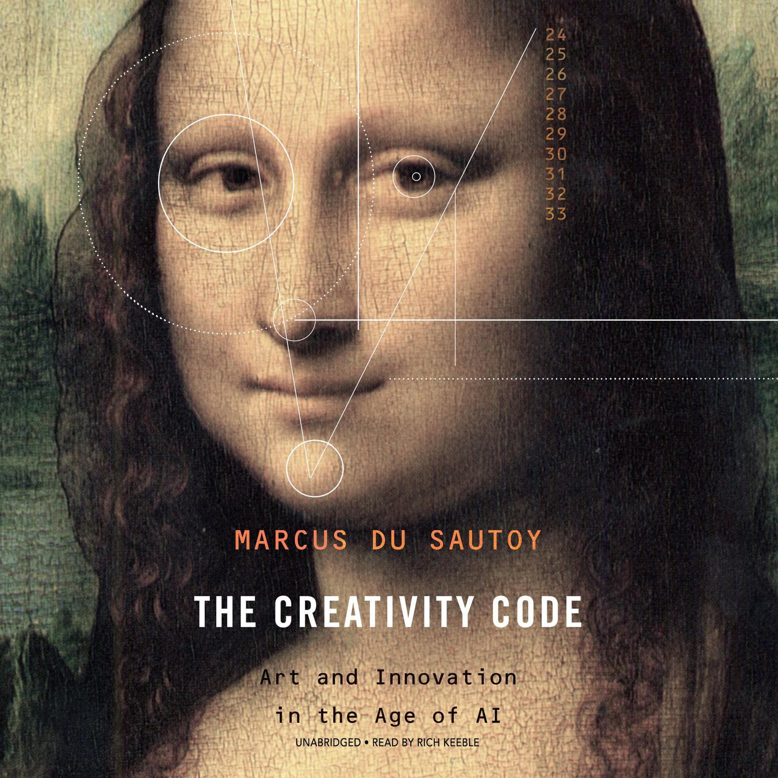 Printable The Creativity Code: Art and Innovation in the Age of AI Audiobook Cover Art