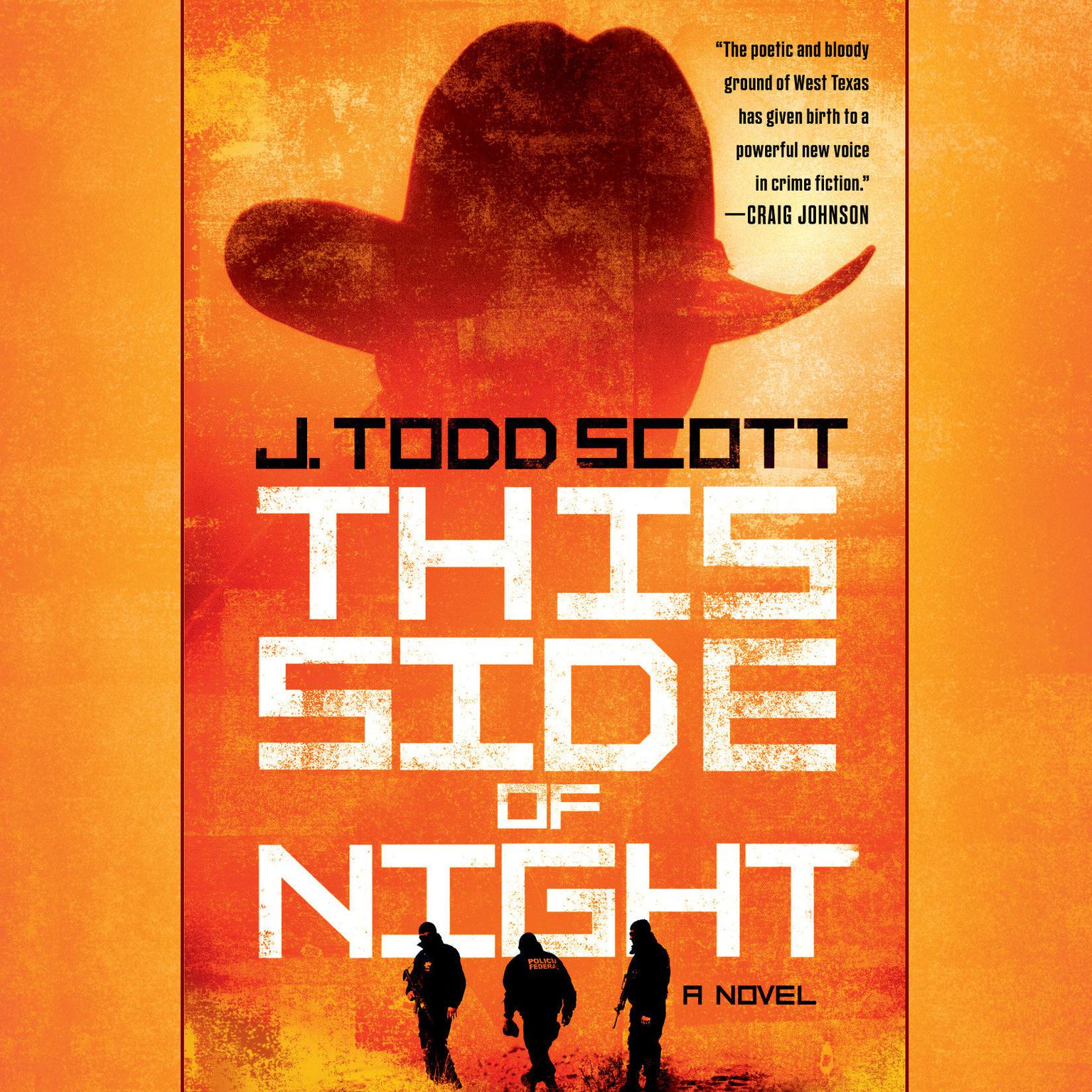 This Side of Night Audiobook, by J. Todd Scott