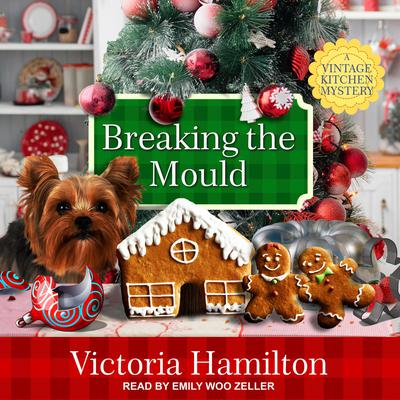 Breaking the Mould Audiobook, by Victoria Hamilton