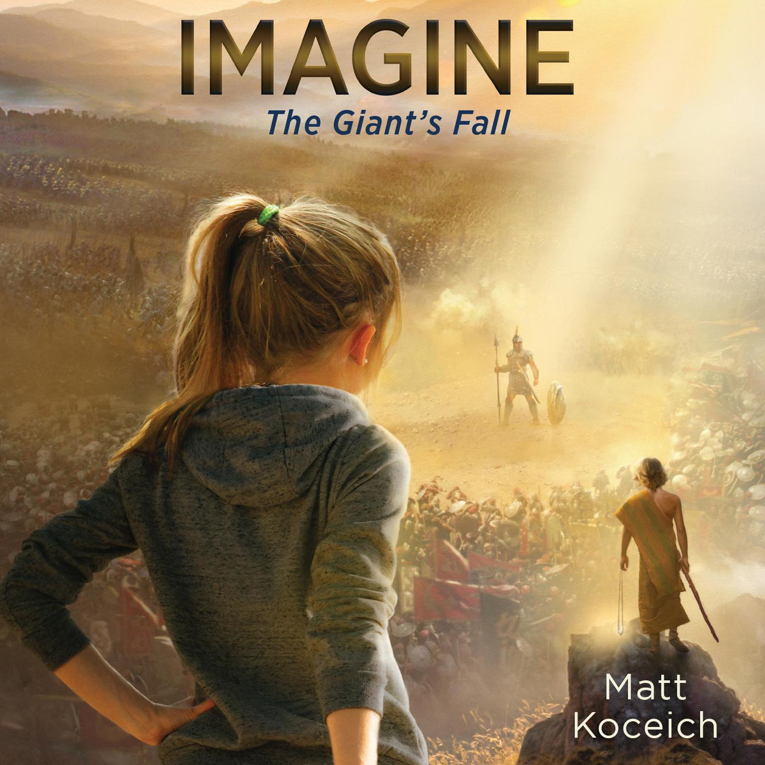 Printable Imagine...The Giant's Fall Audiobook Cover Art