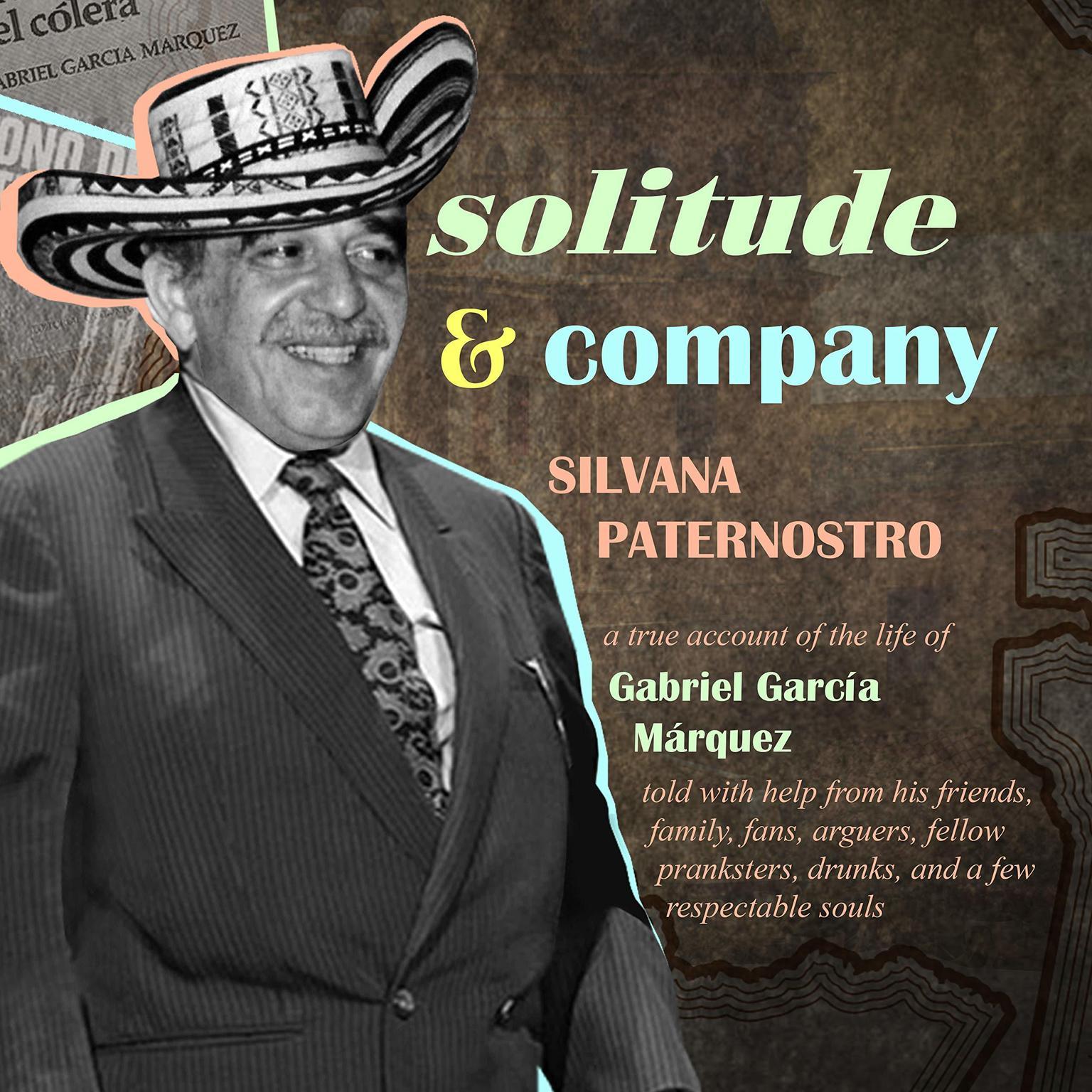 Printable Solitude & Company Audiobook Cover Art