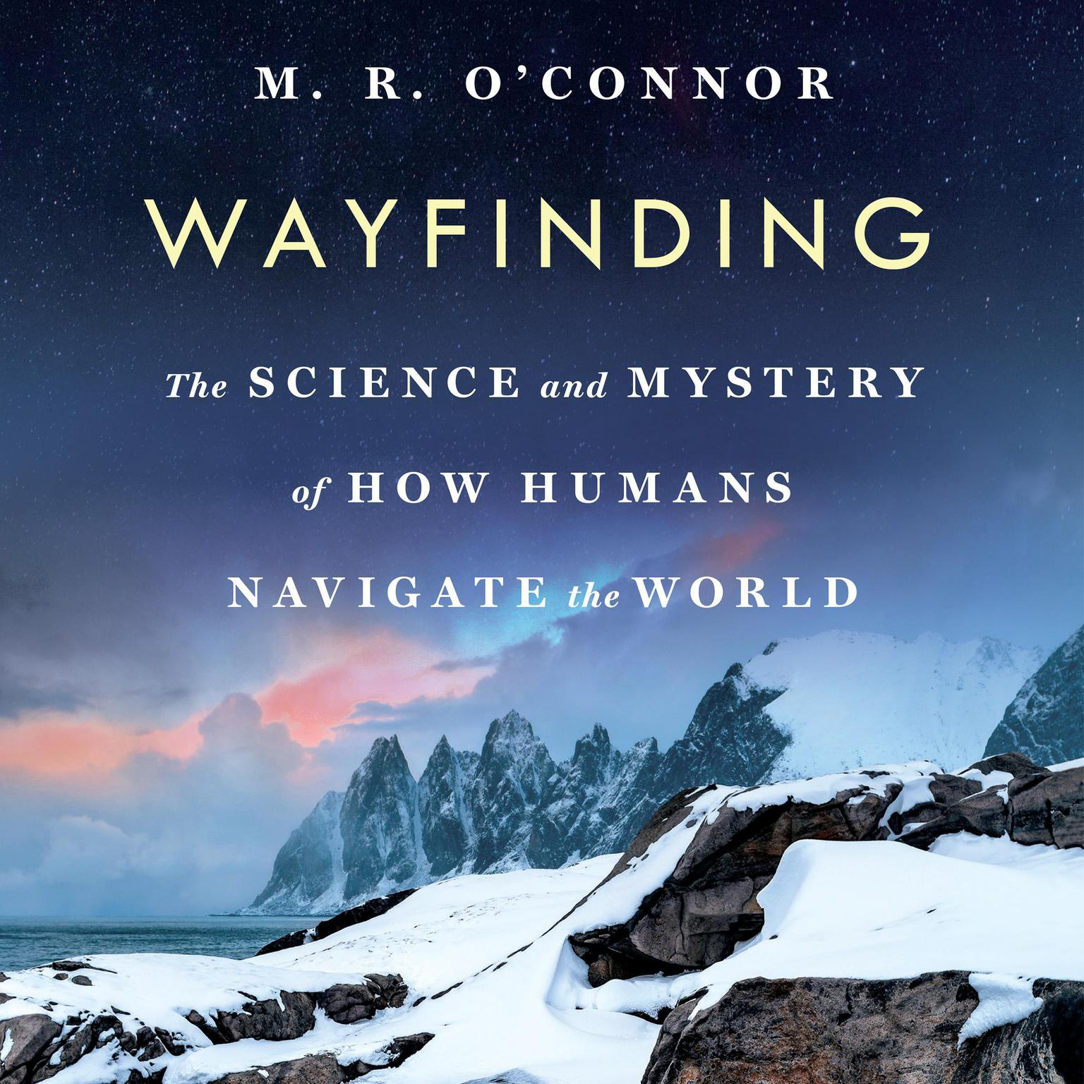 Printable Wayfinding: The Science and Mystery of How Humans Navigate the World Audiobook Cover Art